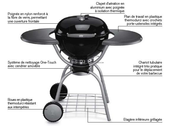 barbecue weber deluxe. Black Bedroom Furniture Sets. Home Design Ideas