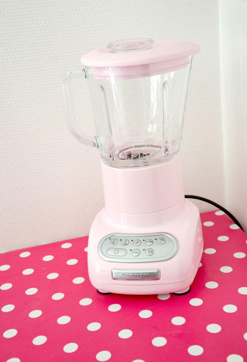 Espace test test produit et avis sur le blender kitchenaid for Avis sur robot kitchenaid