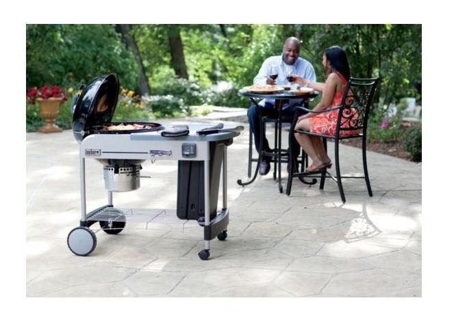 barbecue charbon performer premium 57 cm noir weber. Black Bedroom Furniture Sets. Home Design Ideas