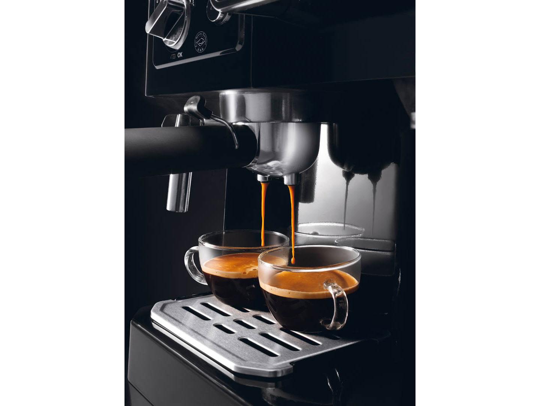 expresso combin cafeti re bco 120 delonghi. Black Bedroom Furniture Sets. Home Design Ideas