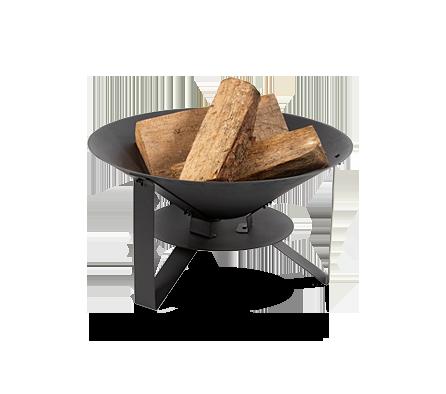 Barbecue charbon brasero modern 60 barbecook for Brasero de jardin en fonte