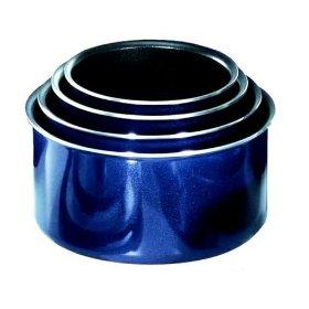set de po les et casseroles ing nio 14 16 18 20 cm 1. Black Bedroom Furniture Sets. Home Design Ideas