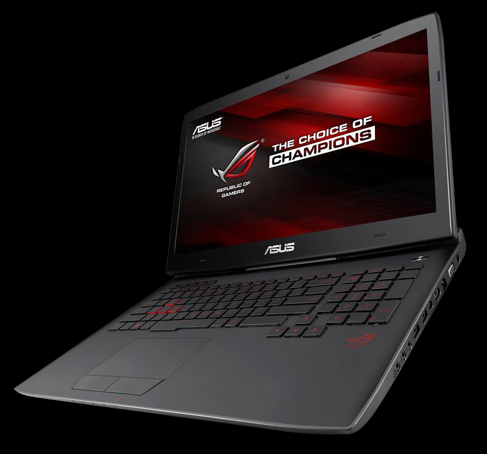 pc portable gamer rog g751jt t7194h asus occasion reconditionn. Black Bedroom Furniture Sets. Home Design Ideas