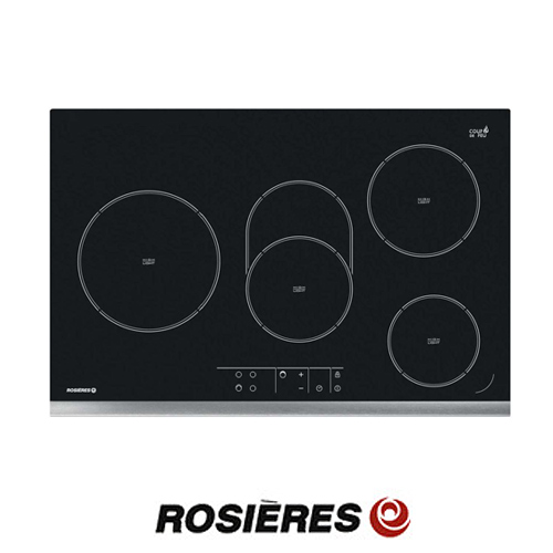 table de cuisson vitroc ramique rvef74in rosieres. Black Bedroom Furniture Sets. Home Design Ideas