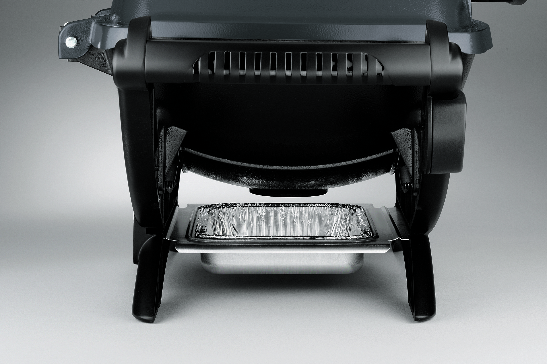 barbecue lectrique q2400 dark grey weber. Black Bedroom Furniture Sets. Home Design Ideas
