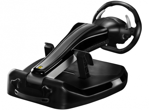 volant ferrari vibration gt cockpit 458 italia thrustmaster. Black Bedroom Furniture Sets. Home Design Ideas