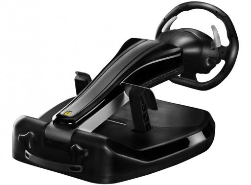 volant ferrari vibration gt cockpit 458 italia thrustmaster. Black Bedroom Furniture Sets. Home Design Ideas