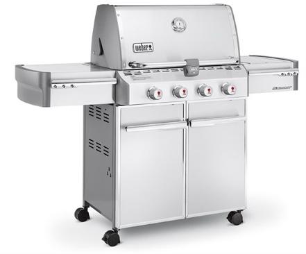 barbecue gaz haut de gamme