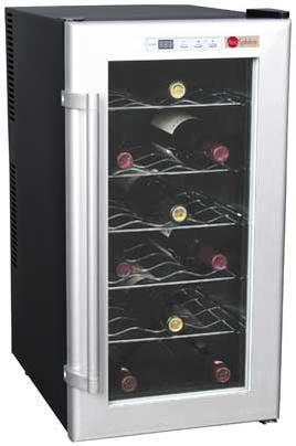 Cave vin mise en temp rature vn18c vinosph re - Quelle temperature pour une cave a vin electrique ...