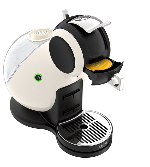 cafeti re dosettes dolce gusto krups melody yy1601fd ivoire pas cher vent. Black Bedroom Furniture Sets. Home Design Ideas