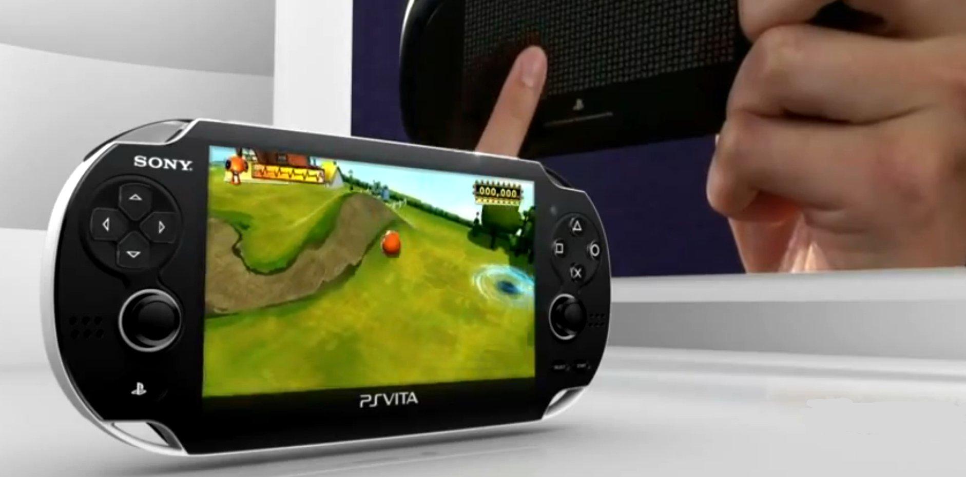 Ps vita la console portable nouvelle d finition - Ps vita test de la console ...