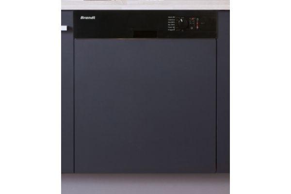 Lave vaisselle int grable vh 900 be1 brandt - Lave vaisselle brandt noir ...
