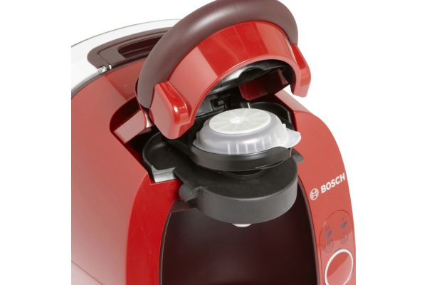 cafeti re dosettes multiboissons tassimo tas2005 rouge bosch. Black Bedroom Furniture Sets. Home Design Ideas