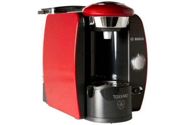cafeti re dosettes multiboissons tassimo tas4213 rouge bosch. Black Bedroom Furniture Sets. Home Design Ideas