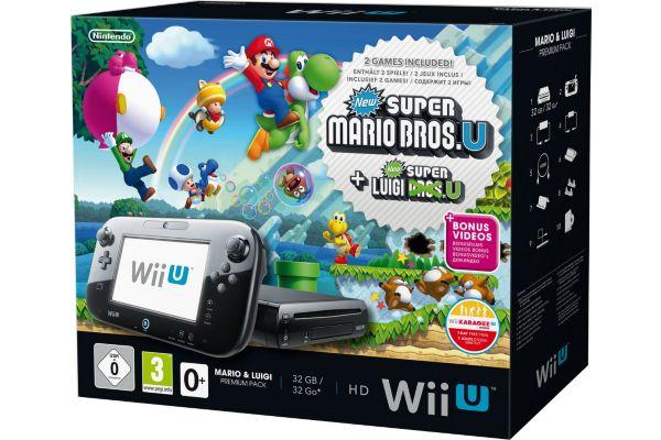 Image du pack Wii U Prenium Mario & Luigi