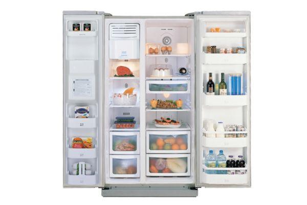 Refrigerateur americain miroir trouvez le meilleur prix for Frigo americain miroir