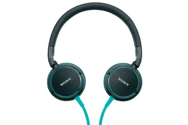 sony casque audio mdrzx600 bleu pas cher achat vente. Black Bedroom Furniture Sets. Home Design Ideas