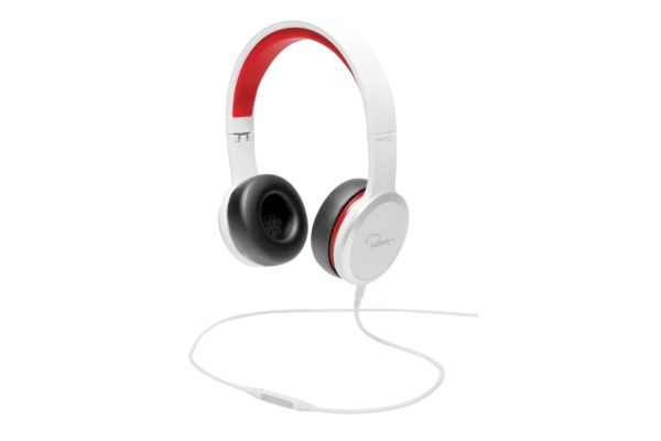 Casque audio rza street blanc rouge wesc for Robot cuisine rappeur