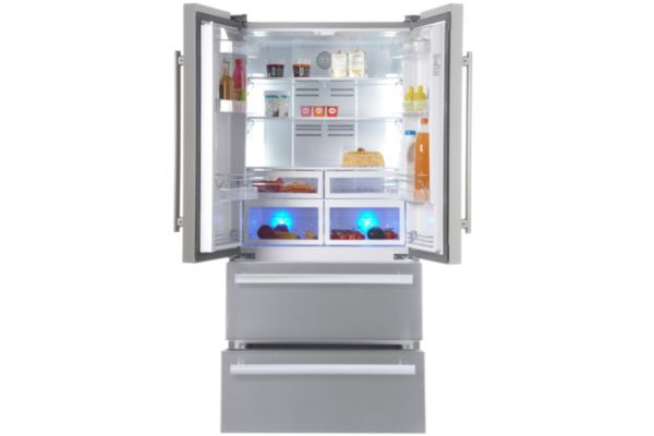 refrigerateur beko gne60520x les ustensiles de cuisine. Black Bedroom Furniture Sets. Home Design Ideas
